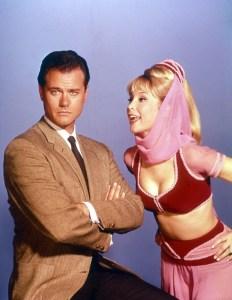 Jeannie and Tony in IDOJ