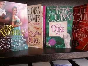romance novels dukes