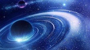 Universe space