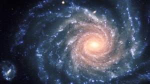 Universe stars space