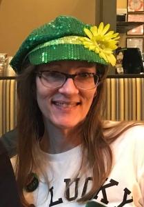 St. Patrick's green hat