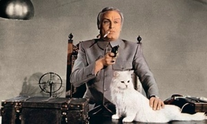 Charles Gray as Blofeld