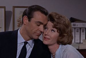 007 and moneypenny