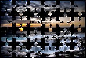 Puzzle pueces