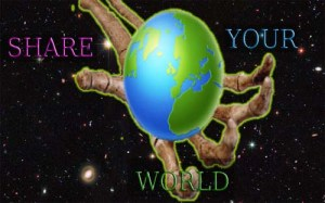 Share your world scary